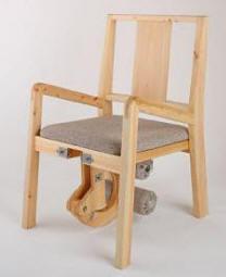 椅子としての座り心地も抜群!