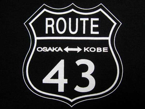 ROUTE 43 T-SHIRT