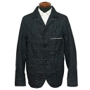 NIGEL CABOURN Nigel Kay Bonn WORKWEAR JACKET 12oz DENIM INDIGO