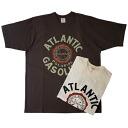 FREEWHEELERS-free wheelers T-shirt (ATLANTIC) OLD CORPORATE LOGO