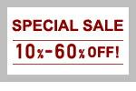 2016 SALE 10% - 60%