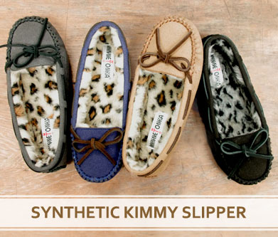 SYNTHETIC KIMMY SLIPPER