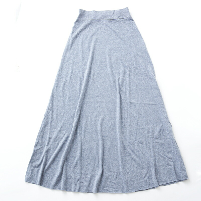 BOARD WALK MAXI SKIRT