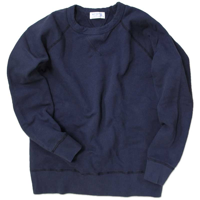 [Velva Sheen]10oz. WV RAGLAN SWEAT