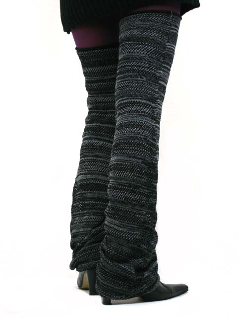 Super long leg warmer☆