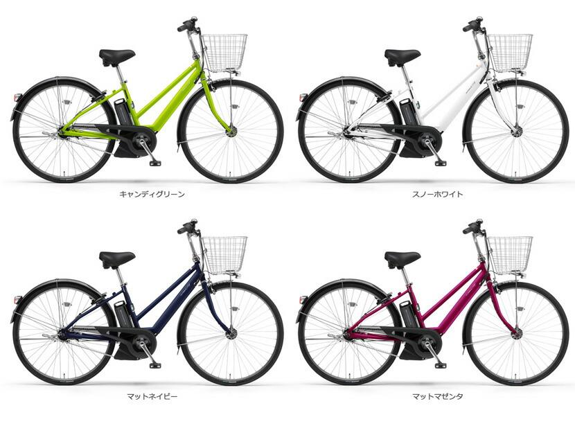 自転車の ヤマハ 自転車盗難補償 : 自転車 PA27CS5 【3年間盗難補償 ...