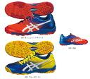 asics (Asics) 2014NEW youth soccer training shoes MENACE Jr TF (メナスジュニア TF)
