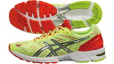 asics (Asics) 2014NEW racing shoes GEL-DS TRAINER 19-wide (wide gel D S trainer 19)