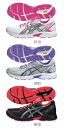2013-2014 asics (Asics) model jogging shoe lady road jogs 7