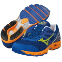2013-2014 Mizuno (Mizuno) model racing shoes WAVE AERO12 WIDE (wide wave aero12) J1GC1436