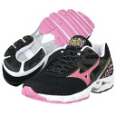 2013-2014 Mizuno (Mizuno) model women racing shoes WAVE AERO12 (wave aero12) J1GD1435