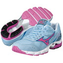 2013-2014 Mizuno (Mizuno) model women racing shoes WAVE AERO12 WIDE (wide wave aero12) J1GD1436
