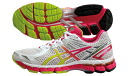 asics (Asics) 2014NEW running shoes LADY GT-2000 NEW YORK2-wide (wide New York 2)
