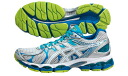 16 (lady gel nimbus 16) asics (Asics) 2014NEW running shoes LADY GEL-NIMBUS TJG434