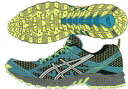 ASICS ( ASICs ) 2014-2015 model running shoes LADY GEL-SNOWLAHAR G-TX ( ladygelsnowrahar G-TX )