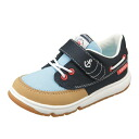MoonStar (moon star) 2014NEW kids casual shoes carrot C2080M navy