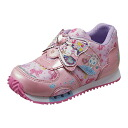 MoonStar (moon star) 2014NEW kids casual shoes jewel pet JWPT C25 pink