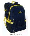 MIZUNO (YM) 2015 NEW table tennis backpack 63JM4510
