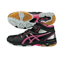 2013 asics (Asics) model volleyball shoes LADY GELCYBER2 (gel cyber 2)