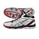 ASICS ( ASICs ) 2011-2012 model Volleyball Shoes GEL-VOLLEY ELITE (the ゲルバレー elite)