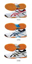 2013-2014 asics (Asics) model volleyball shoes livret EX6