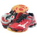 2013-2014 10 Mizuno (Mizuno) モデルバレーボールシューズウエーブライトニング V1GA1400