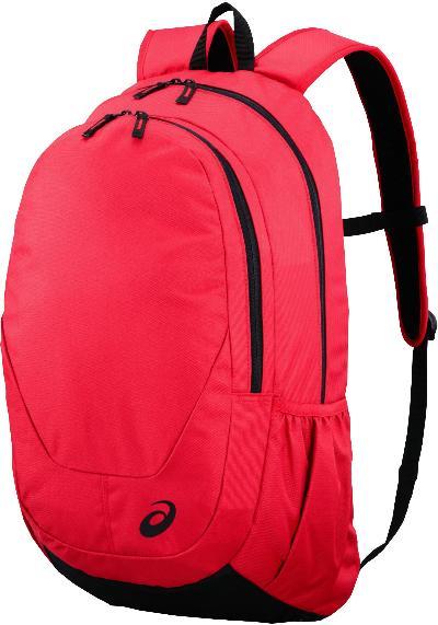asics backpack Black
