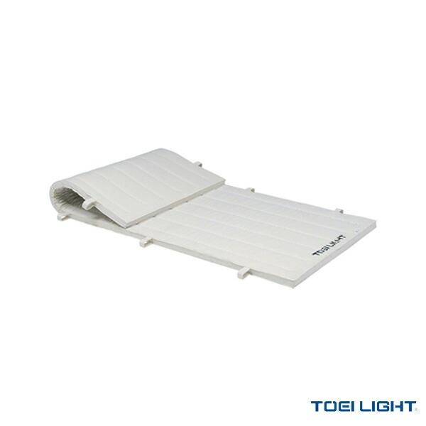 [送料別途]5cm厚合成スポンジマット 9号帆布/120×600×5cm(T-2443)