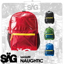 SAGLiFE NAUGHTIC bag rucksack day pack kids child service 1303-061