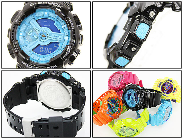 CASIO/G-SHOCK [willow oak ogee shock]   </tr> <tr>   <td height=