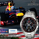 ★ ★ EDIFICE Red Bull Racing tied up model watches for men / EFR-528RB-1AJR CASIO g-shock G shock