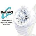 BA ★ ★ ★ domestic genuine ★ baby G big case series-110-7 A3JF for ladies Womens watch CASIO g-shock g-shock G shock