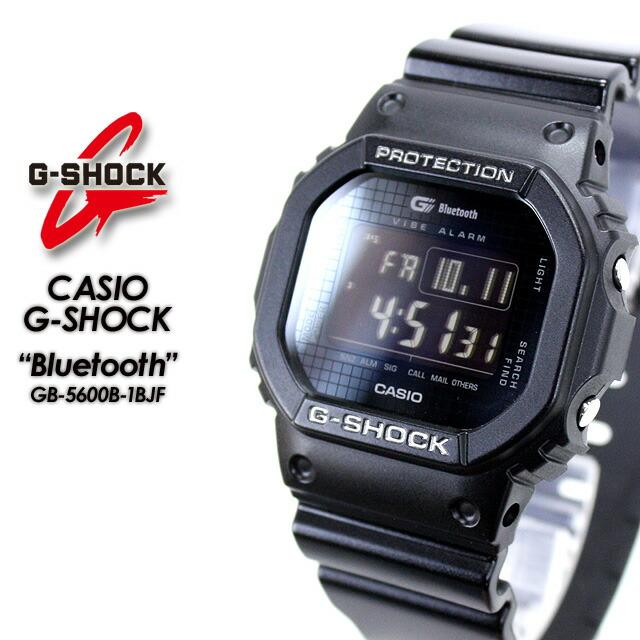 casio g shock bluetooth watch gb 5600b 1bjf парфюмеры советуют