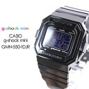★ ★ ★ domestic genuine ★ g-shock mini GMN-550-1DJR for ladies Womens watch CASIO g-shock g-shock G shock