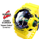 ★ domestic genuine ★ ★ ★ CASIO g-shock hyper colors watch / GA-400 - 9AJF g-shock g shock G shock G-shock