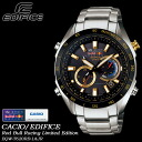 ★ ★ EDIFICE redburracinglimitededition mens men's watch / radio solar / chronograph / EQW-T620RB-1AJR CASIO g-shock G shock