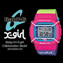 ★ domestic genuine ★ ★ ★ baby G xgirl 20th anniversary commemorative model ladies watch BGD-500XG-4JR CASIO g-shock g-shock G shock Casio 6600