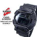 ★ domestic genuine ★ ★ ★ CASIO g-shock Military black series watch / GD-400MB-1JF g-shock g shock G shock G-shock