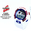 ★ ★ ★ domestic genuine ★ CASIO g-shock wave solar white, tricolor, series watch g-shock GW-8900TR-7JF g shock G shock G-shock