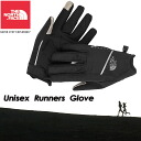 THE NORTH FACE RUNNERS GLOVE NN61223 marathons / running / jogging
