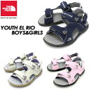 SALE20% off!! THE NORTH FACE YOUTH EL RIO BOYS &GIRLS sandals and children's NFJ70181