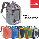 THE NORTH FACE K'S BOOK PACK backpack / rucksack / child service NMJ71403