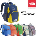 THE NORTH FACE K'S HALF DOME backpack / rucksack / child service NMJ71404
