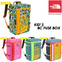 THE NORTH FACE KIDS BC FUSE BOX backpack / rucksack / child service NMJ71301