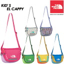 THE NORTH FACE KIDS EL CAPPY shoulder bag / child service NMJ71406