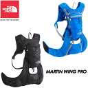 THE NORTH FACE MARTIN WING PRO backpack / rucksack / trail running / NM61315