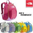THE NORTH FACE K'S HOMESLICE kindergarten bag / going to kindergarten bag / backpack / rucksack / child service NMJ71405