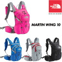 10 THE NORTH FACE MARTIN WING backpack / rucksack / trail running / NM61323