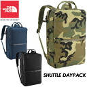 ★ ★ THE NORTH FACE SHUTTLE DAYPACK Backpack / Rucksack / business / NM81212