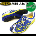 ★ ★ KEEN sneakers A86 TR 12014 BLU/YEL sneakers running shoes